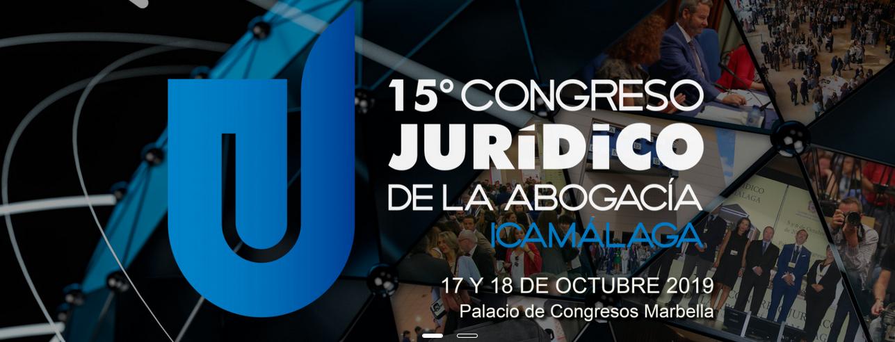 15 Congreso Jurídico de la Abogacía ICAMALAG
