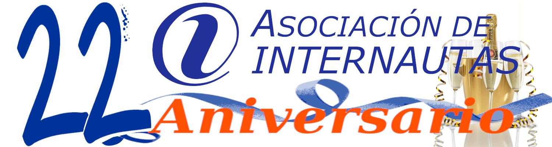 22 aniversario de la Asocaicion de Internautas