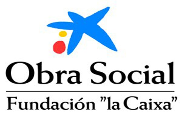 Logo de la Fundación La Caixa