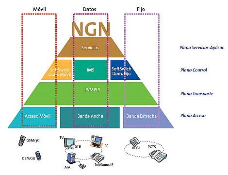 jerarquia NGA
