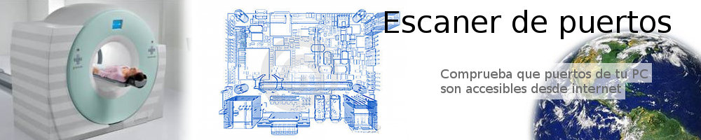 Escaner on-line de puertos