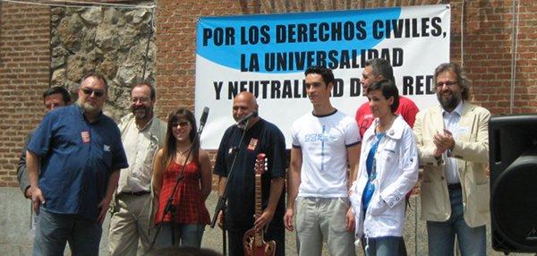 participantes acto