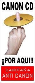 Logo Campaña anti canon