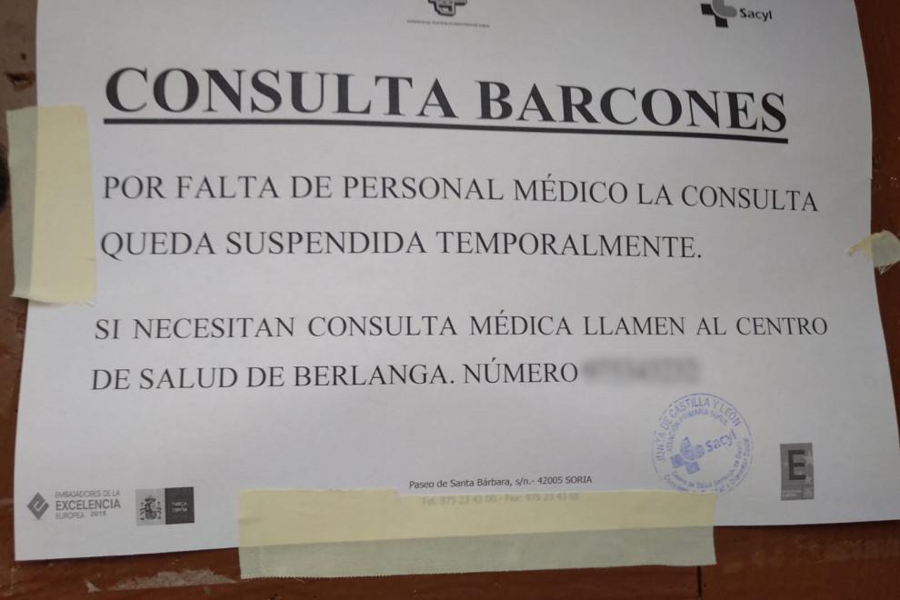 cartel pandemia barcones