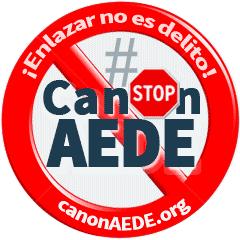 Paremos el canon AEDE