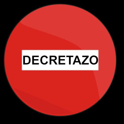 Decretazo