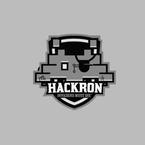 logo hackron