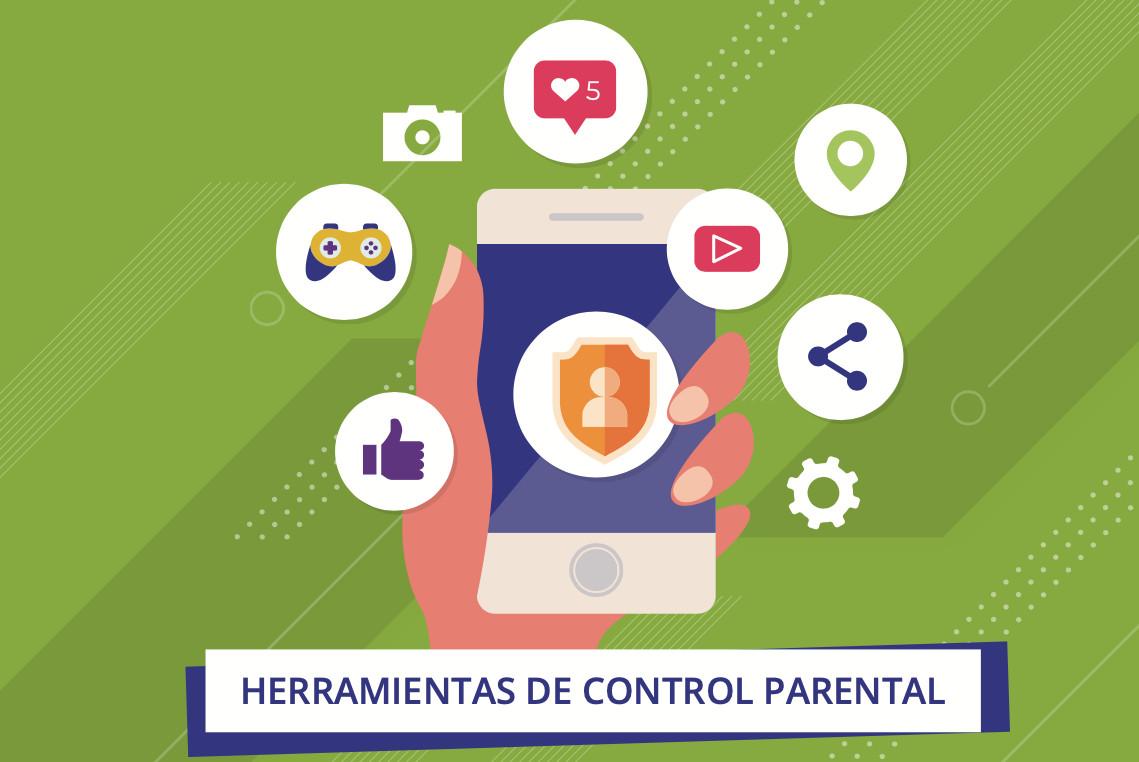 Incibe, control parental