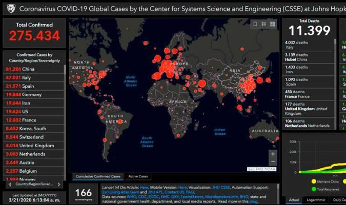 rastro y casos covid