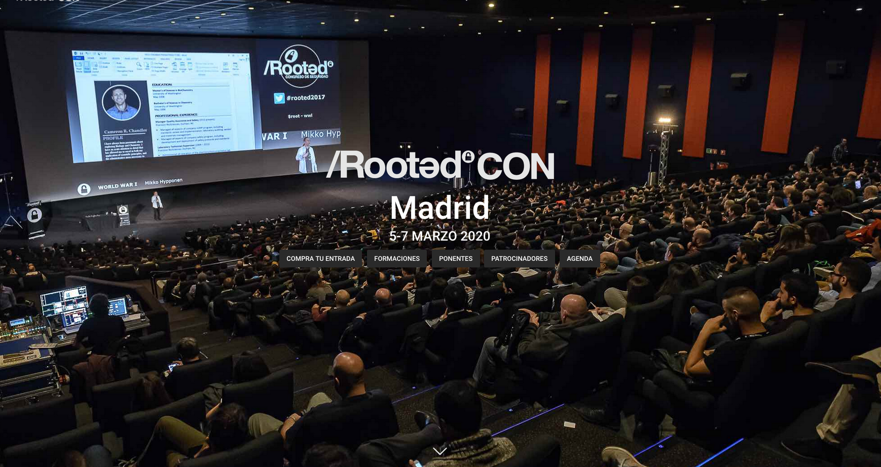 RootedCON