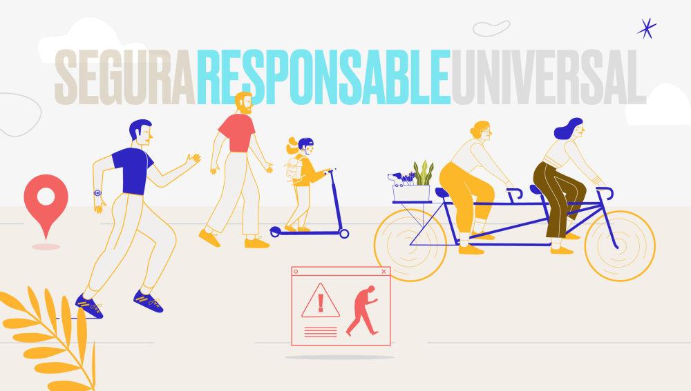 Segura responsable y universal